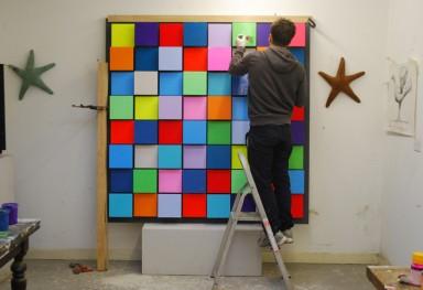 Colour Constructions