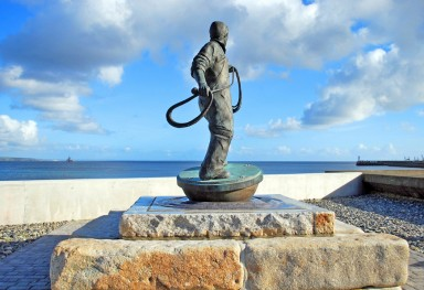 The Newlyn Fisherman Memorial