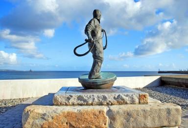 The Newlyn Fisherman Memorial
